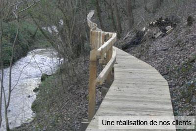scierie Nord Pas-de-Calais : une réalisation de nos clients